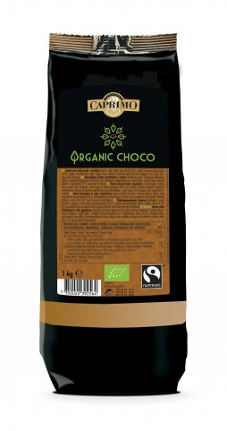 Barry Caprimo Organic Fairtrade Choco